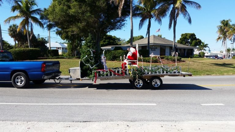Privateers Christmas Parade