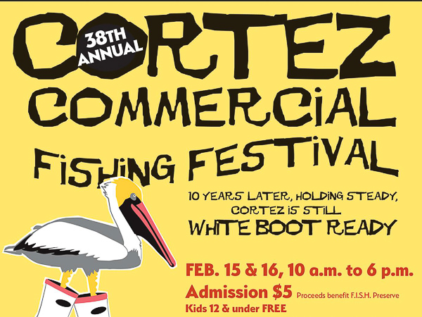 38th Annual Cortez Commercial Fishing Festival